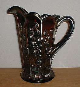Northwood RASPBERRY Milk Pitcher - Amethyst