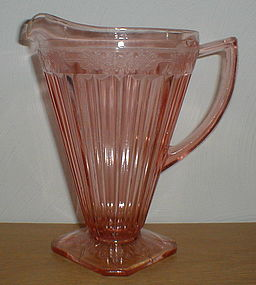 Pink ADAM Pitcher