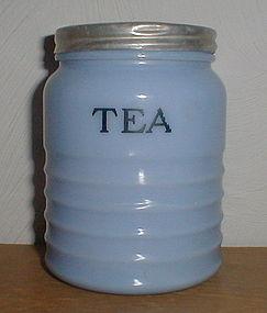 Jeannette DELPHITE TEA Canister