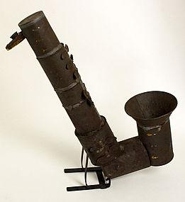 Tin Saxophone: Circa 1930