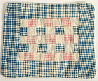 One Patch Doll Quilt: Circa 1940