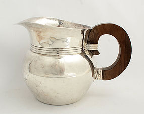 William Spratling Sterling Ranch Pitcher