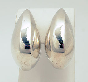 Patricia Von Musulin Silver Earrings