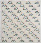 Rainbow Quilt: Circa 1920; Pennsylvania