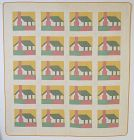 "Ruby McKim ""Honeymoon Cottage"" quilt: Circa 1935:Pennsylvania"
