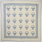 Baskets Quilt: Circa 1920; Ohio