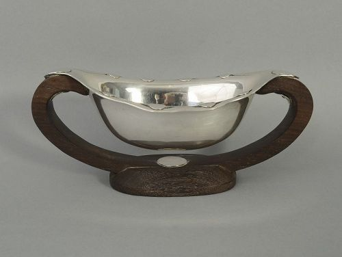 William Spratling Sterling Silver Sauce Boat