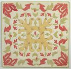 Applique Crib Quilt: Circa 1860; Pennsylvania