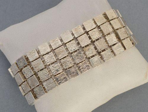 Tane Sterling Silver Links Bracelet