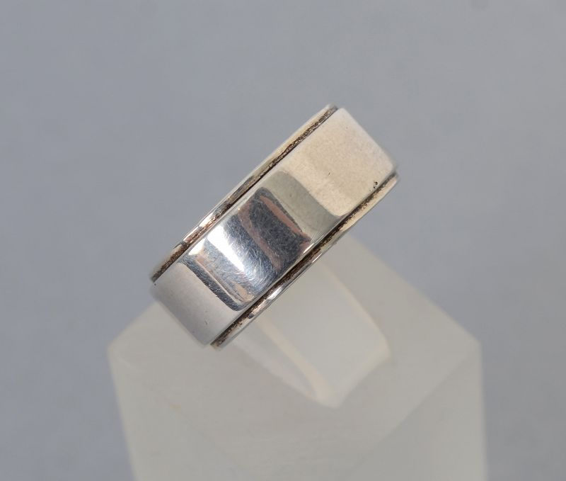 Tiffany Sterling Silver Band Ring