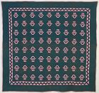Mennonite Baskets Quilt: Circa 1880; Pennsylvania