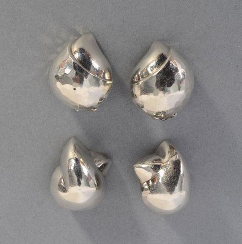 Patricia Von Musulin Sterling Silver  Earrings