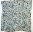 Chintz Wholecloth Reversible Quilt: Circa 1850; Pennsylvania