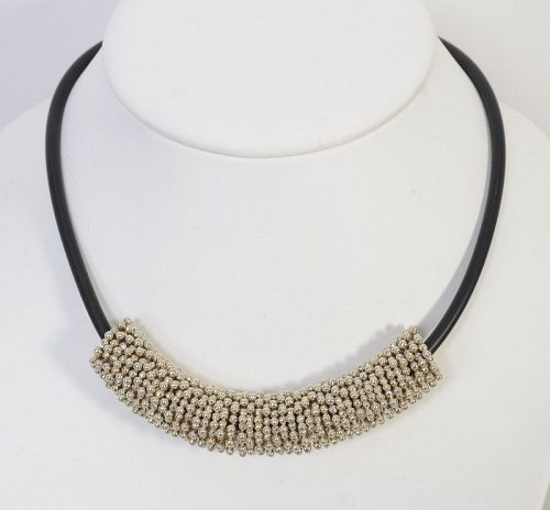Tane Sterling Silver Necklace