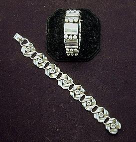 Hector Aguilar Silver Bracelets