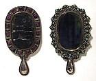 Matl Hand Mirrors: Circa 1950