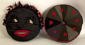 Folk Art Handmade Pillows