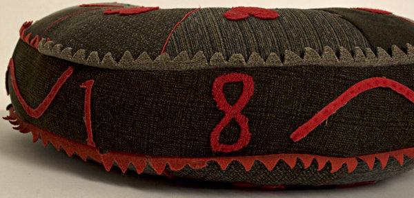 Folk Art Handmade Pillows