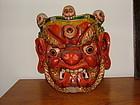 Bhutan Paper Mache Mask