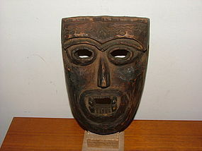 19th C Himalayan Ritual Mask