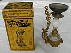 1901 VapoCresolene Asthma Cure Patent Medicine Whooping Cough Lamp