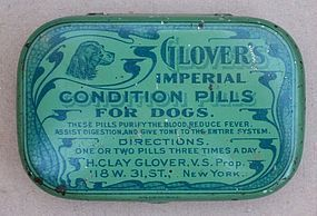 Glovers Veterinary Dog Condition Pills Tin