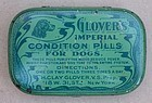 Great Glovers Veterinary Dog Condition Pills Tin