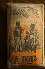 C1900 FAB French Black Memorabilia ZOULOU ZULU Powder