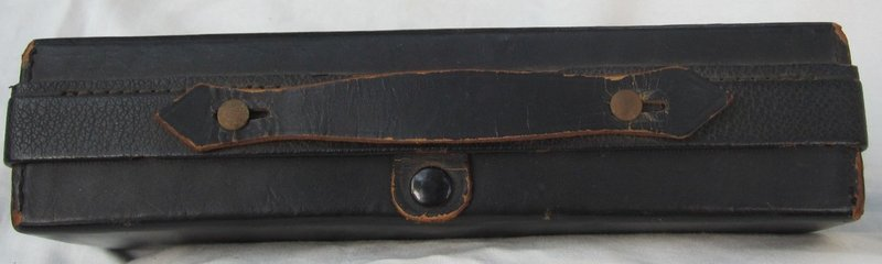 WW2 Navy Doctors Leather Medicine Case w/Contents