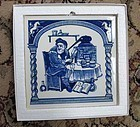 4 Burroughs Wellcome Pharmacy Drugstore Pill Tiles