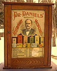 FabGraphic 19thC Dr Daniels Veterinary Medicine Cabinet
