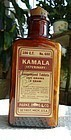 C1900 Parke Davis Veterinary Poultry KAMALA Medicine Pharmacy Bottle
