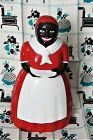 Wonderful RARE BROWN FACE C1950 Cookie Jar AUNT JEMIMA  F & F Mold&Die