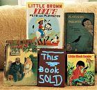 4 Black Americana Books Little Brown KOKO Uncle Tom's Cabin Sambo