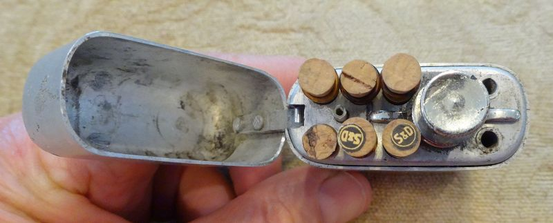 Vintage 1920s Hypodermic Traveling Drugstore Case Merck Eli Lilly