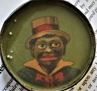 C1910 RareEarly Black Memorabilia Wide-Eyed Black Man Dexterity Puzzle