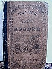 1851 Maine  School Book � Town�s Third Reader