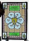 Schering Pharmacy Apothecary Fraternity Window Display