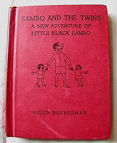 1936 Helen Bannerman �Little Black Sambo and the Twins�