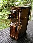 C1910 Child's Stromberg-Carlson Doll House Telephone