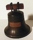 1919 Liberty Bell Still Bank - Mechanics Savings Bank