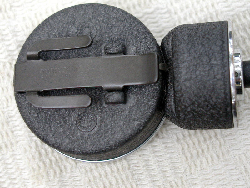 Vintage 1943 era Tycos Blood Pressure Cuff in Leather Case