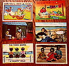 Group 11 Black Memorabilia Postcards 1930-1950s Vintage