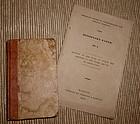 1830 African Missionary Pamphlet + Memoir Female Slaves