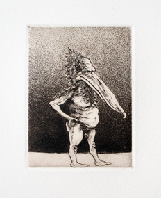 Etchings by Jack Couglin