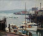 """Rockport Harbor"" by Michael B. Karas"