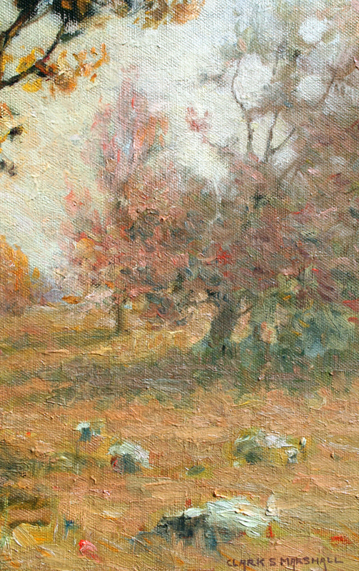 Landscape by Clark S. Marshall  (American, 1862-1944)