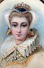 Anne Boleyn by George Elgar Hicks (English , 1824-1914)
