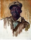 Portrait by Harrington Mann (American, 1864-1937)
