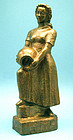 Bronze by David Wretling (Swedish, 1901-1986)